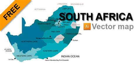 south africa vector map free south africa vector map graphic flash sources