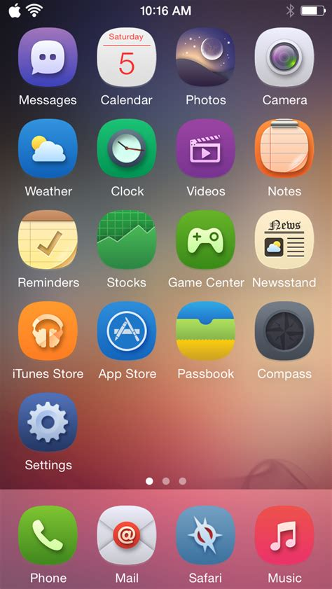 themes iphone 5 free download top 20 iphone themes