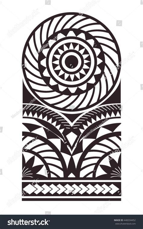 maori polynesian tattoo stencil template pictures to pin