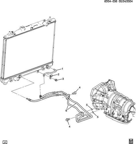 2004 cadillac srx wiring diagram