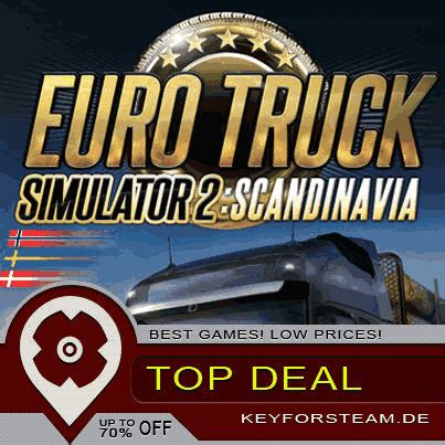 Topi Trucker Nitendo 2 Truck Simulator 2 Scandinavia Cd Key Top Deal