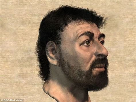 image of jesus what did jesus of nazareth really look like 3d modeling