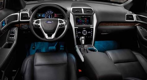 2018 Ford Explorer Interior by 2018 Explorer Interior Motavera
