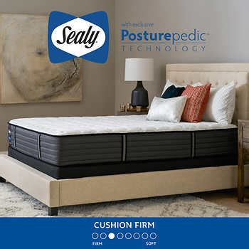 sealy posturepedic response premium west salem cushion