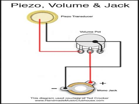 piezo wiring diagram wiring diagram schemes
