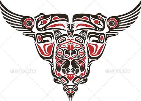 haida tattoo animal meanings haida style tattoo design jpg image wolf animal