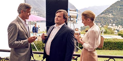 Nespresso Commercial Actress Jack Black | aussie actress joins george clooney and jack black in