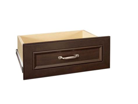 Drawer Kit by Closetmaid Deluxe Drawer Kit The Home Depot Canada