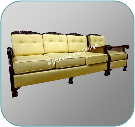 sofa stuffing sofas stuffing and springs