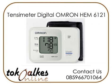 Tensimeter Digital Omron toko jual tensimeter digital omron toko alat kesehatan