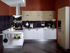 Interior Kitchen Colors Tiny Kitchen Photo Red Color For Small Kitchen Design For