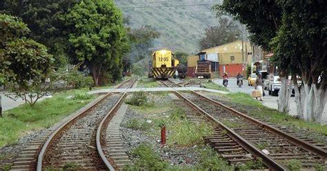 transporte del 2016 en colombia las obras del transporte ferroviario en colombia