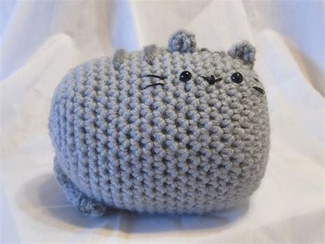 Pusheen Cat Amigurumi Pattern By Wilson