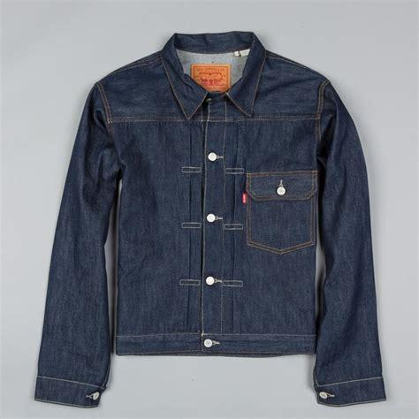 Levis Jacket 1 levi s vintage clothing 1936 type 1 jacket rigid supply advise supply advise
