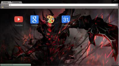 google chrome themes naruto kyuubi naruto kyuubi mode chrome theme themebeta