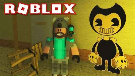 bendy   ink machine  roblox  news page video