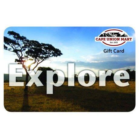 51 best images about top 50 fathers day gifts on pinterest - Cape Union Mart Gift Card
