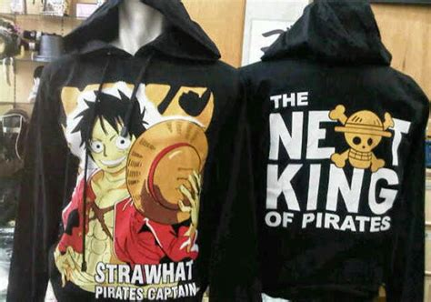Kaos Natsu Anime michan s anime shop luffy strawhat one sweater