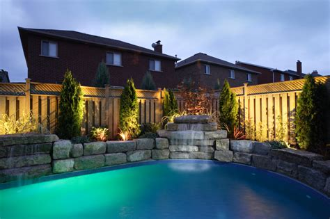 Landscape Lighting Contractor Landscape Lighting Low Voltage Led Lighting Outdoor Lighting