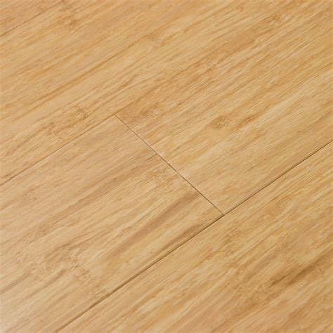Shop Cali Bamboo Fossilized 3.75 in Natural Bamboo Solid