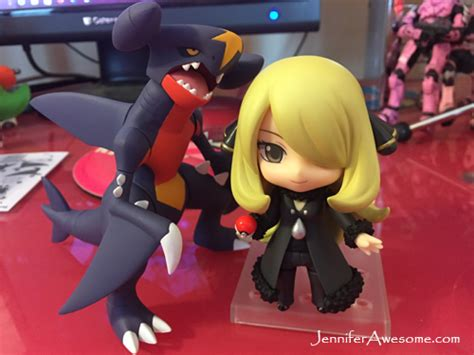 Pokeball Satuan Figure One Pokeball Nendoroid Goingmerry cynthia center nendoroid awesome v5 0