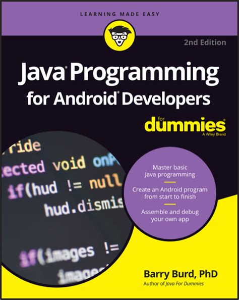android studio tutorial for dummies java programming for android developers for dummies 2nd