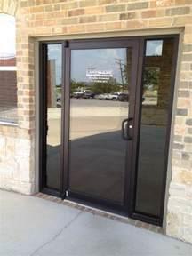 Store Front Glass Doors Storefront Doors Commercial Doors And Windows