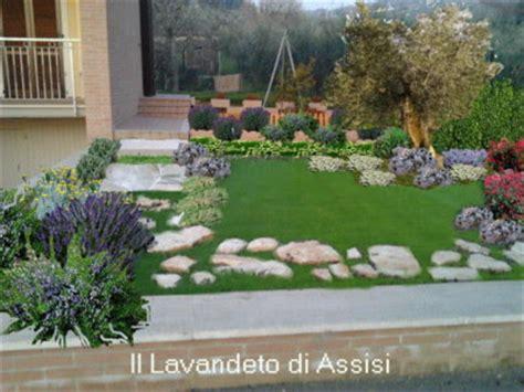 esempi di giardini privati progetti giardini privati gratis on line con piante