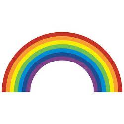 rainbow wall sticker by spin collective unicorn wall sticker rainbow wall decal art girls bedroom