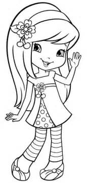 42 Strawberry Shortcake Coloring Pages For Free Strawberry Shortcake Princess Coloring Pages Free Coloring Sheets