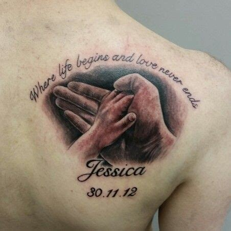 daughter tattoos for men best 25 ideas on in