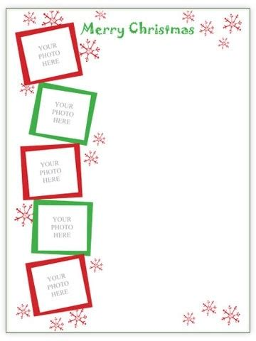 creative christmas letters letter of recommendation