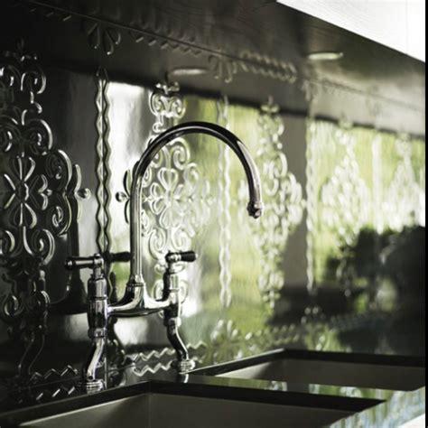 pressed tin tiles backsplash 27 best images about pressed metal in kitchens on