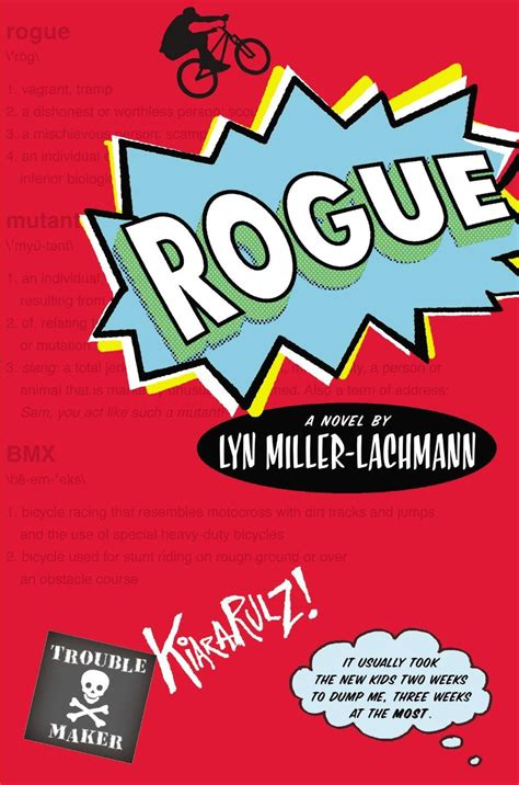 review rogue by lyn miller lachmann paperblog
