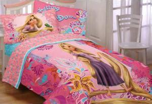 Bedcover Only Fata Frozen Purple disney tangled rapunzel sheet set