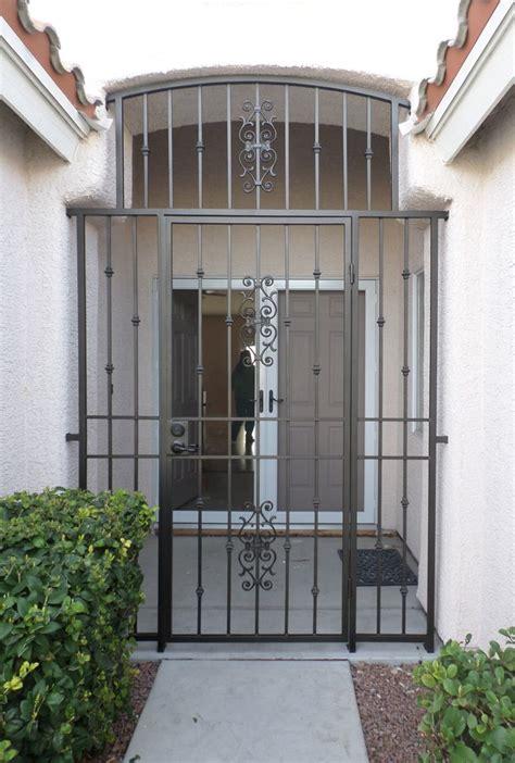 spiral stairs wrought iron security doors iron security