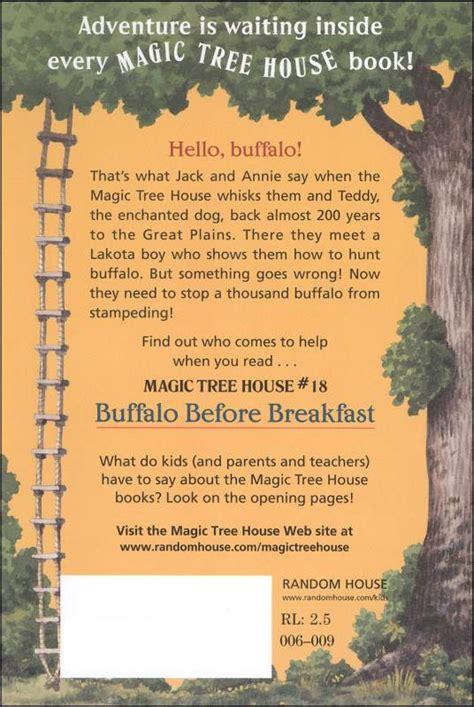 magic tree house 18 magic tree house 18 28 images magic tree house 18 buffalo before breakfast magic