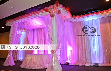 pink themed events aicaevents india pretty in pink 1st birthday party