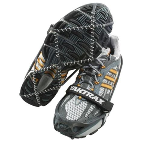 boat cleats walmart canada yaktrax and frankenspikes gear for running uphill on snow