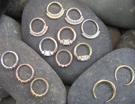 Decorative Septum Jewelry by 84 Best Decorative Jewels Images On