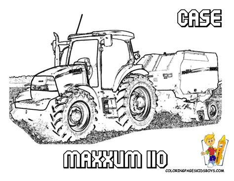 Hardy Tractor Coloring Tractor Free John Deere Deere Tractor Coloring Pages To Print