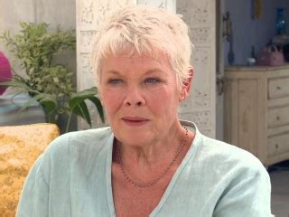 judith bench the best exotic marigold hotel judi bench on what