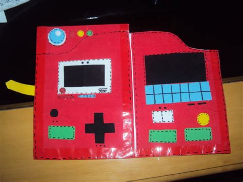 How To Make A Paper Pokedex - pokedex by koyoi1 on deviantart