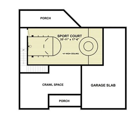 house plans with indoor basketball court 1000 images about house plans with sport courts on