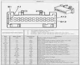 2004 chevy trailblazer wiring diagram honda civic wiring