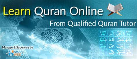 online quran tutorial online quran tutor