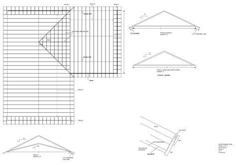 roof plans how to draw roof