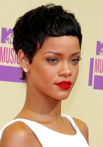 will a rhianna pixie look good on oblong faces how to rock a pixie cut and look fabulous naija living