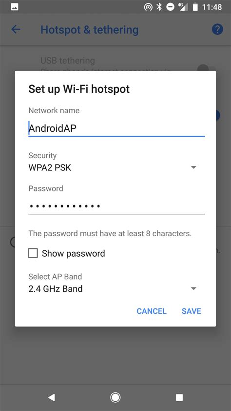 how to set up hotspot on android wi fi wherever you go here s how to set up a spot on android and ios