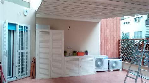 armadi per balcone armadio per balcone armadi da esterno with armadio per